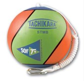Tachikara Super Soft Tetherball - Multi-Colored
